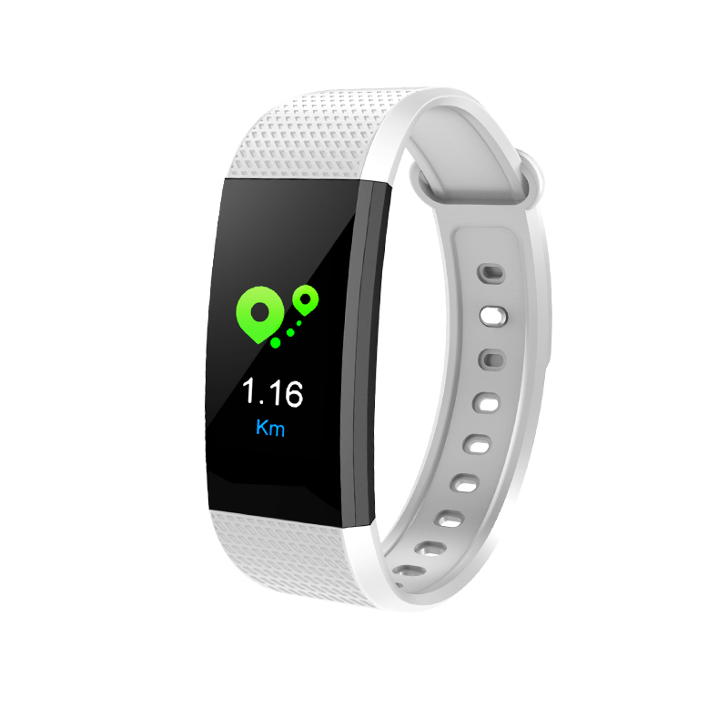 696 i9 Smart Band Color Screen IP68 Waterproof Heart Rate Fitness bracelet