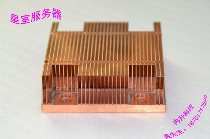 0.5 kg FOR Sun server audio power amplifier heat sink copper heatsink DIY modificationheat sink radiator diy 604 711 radiator heat sink cpu heatsink audio amplifier pure copper thickened base