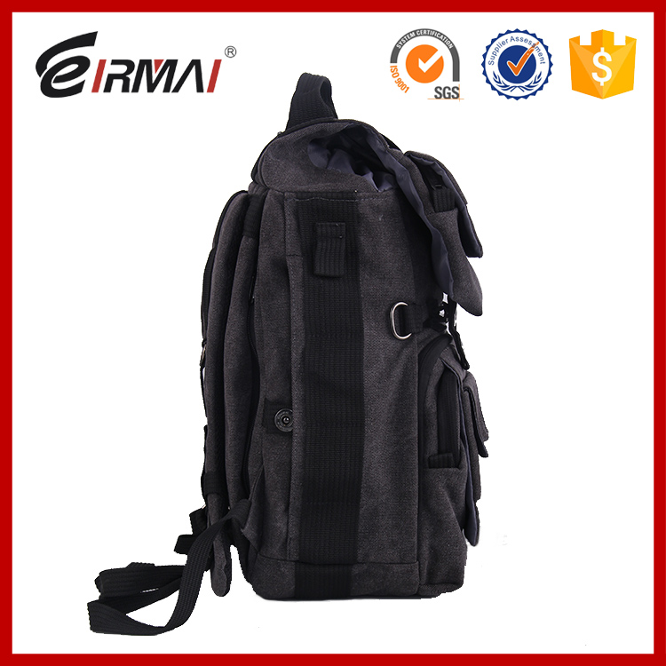EIRMAI SD02 waterproof canvas bag shoulder professional customized floral canvas backpack for Canon Nikon Sony Olympus Pentax