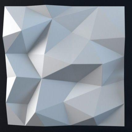 """Пластик формы для пластырь 3D Декоративное Настенное панно """"лед"""" Новый Дизайн 2017 год"""