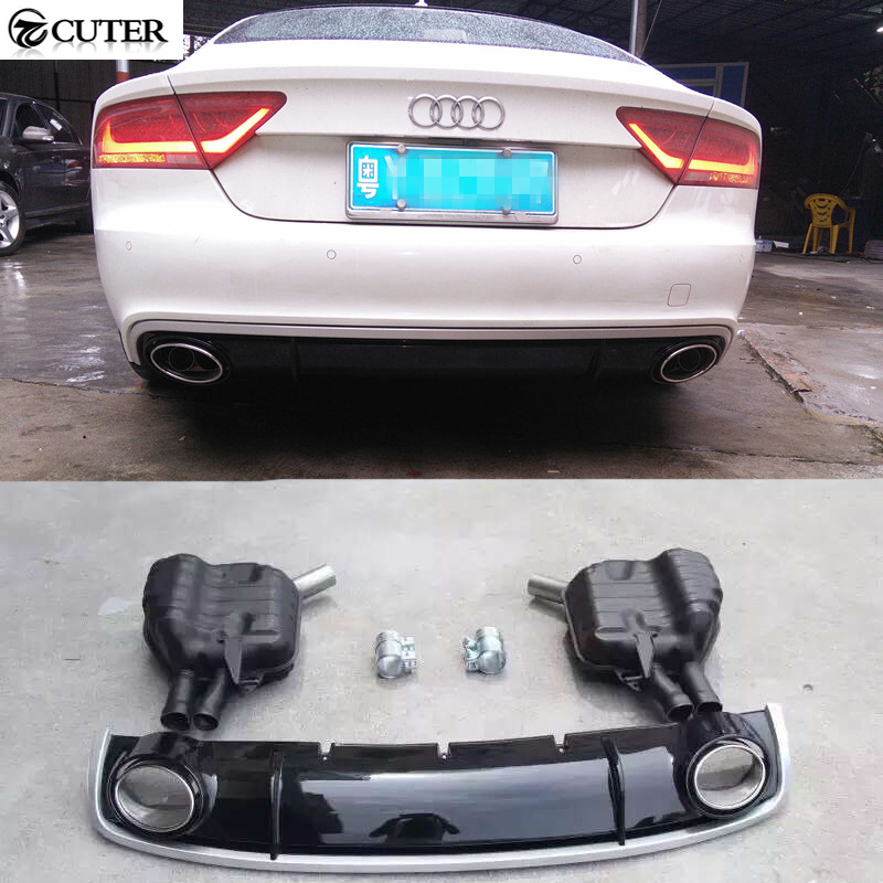 Compare Prices On Audi Exhaust Tips- Online Shopping/Buy