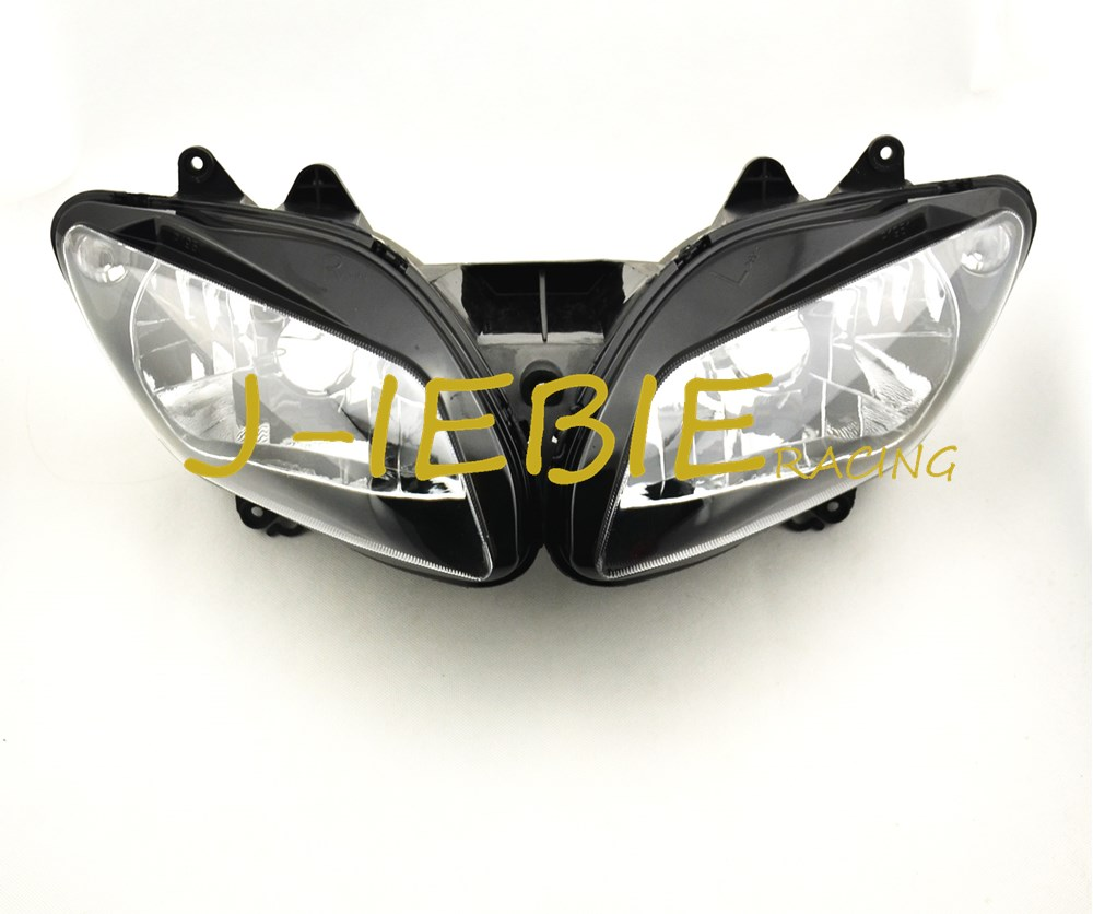 Front Headlight Head Light Lamp Assembly For Yamaha YZF R1 2002 2003Front Headlight Head Light Lamp Assembly For Yamaha YZF R1 2002 2003