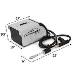 High quality competitive price battery welding machine/spot welder for solar car/ electric welding machine hot sale in Asia
