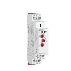 Relais de minuterie automatique multi-fonction Din Rail AC DC 12 V 24 V 220 V SPDT DPDT interrupteur de commande relais de temps multifonction GRT8-M