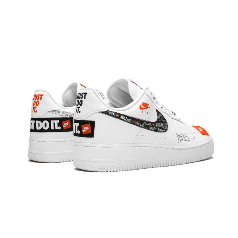 Arrival Do Force 1 100 Authentic Air New It Ar7719 Original Sneakers Sport Nike Men's Comfortable Low Skateboarding Just Shoes Fu1JKlcT3