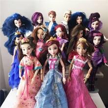 Figura de ação boneca descendentes coronação, boneca, melhor presente para meninas