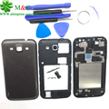 Original i8552 Full Housing For Samsung Galaxy Win i8552 Front Middle Frame Battery Back Cover With Logo Tools Tracking Number