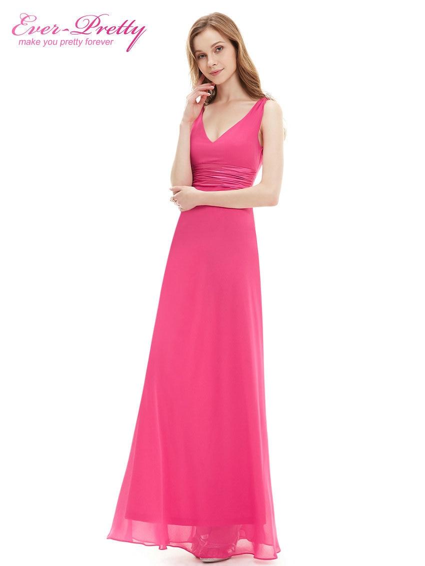 Clearance Sale] Elegant Floor Length Bridesmaid Dresses Ever Pretty ...