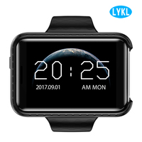 I5S Smart Band Watch 720 HD Camera Pedometer TF Card Extend GSM MP3 MP4 Camera Smart Mobile Watch 64GB + 128mb Remote Control