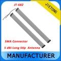 5 dBI Largo Stip Lector UHF RFID Antena con SMA Conntector