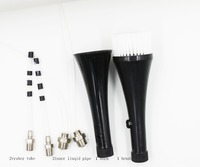 2 Rube Tube 2 Inner Liuqid Pipe 1brush 1 Horn Replacement For Black Tornado Gun Z