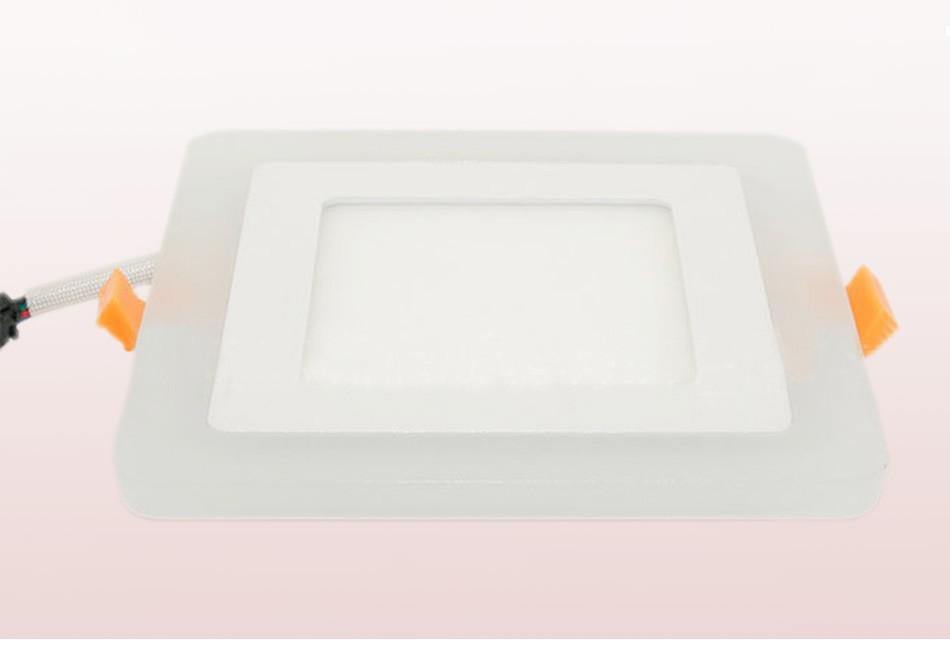Double color led panel (9)