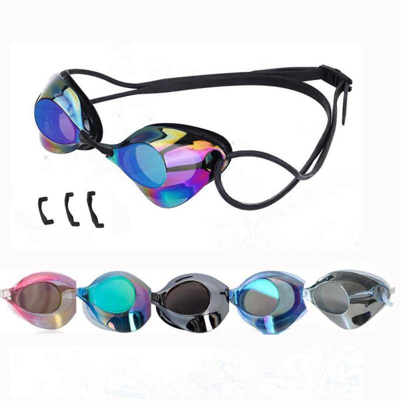 Outdoor Water Sports Men Women Swimming Glasses Adult Waterproof and fog professional race racing goggles