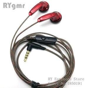 Image 5 - RY4S Originele In Ear Oortelefoon 15Mm Muziek Kwaliteit Geluid Hifi Oortelefoon (MX500 Stijl Oortelefoon) 3.5Mm L Buigen Hifi Kabel