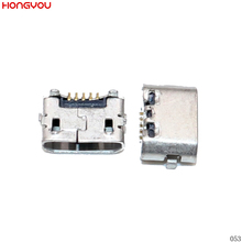 100PCS/Lot Micro USB Charge Port Dock Socket For Huawei P8 4X Y6 4A C8817 P8 Lite 4C 3X Pro G750-T20 Mate8 Charging Connector