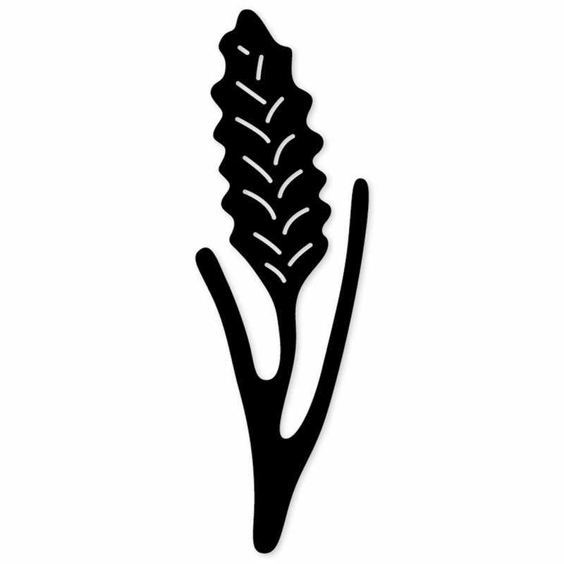 Ufurty Spighe di Grano Foglie di Metallo Confine Fustelle Cut FAI DA TE Craft Muore Scrapbooking per il FAI DA TE Alubm Photo Card Tagli Decorazioni