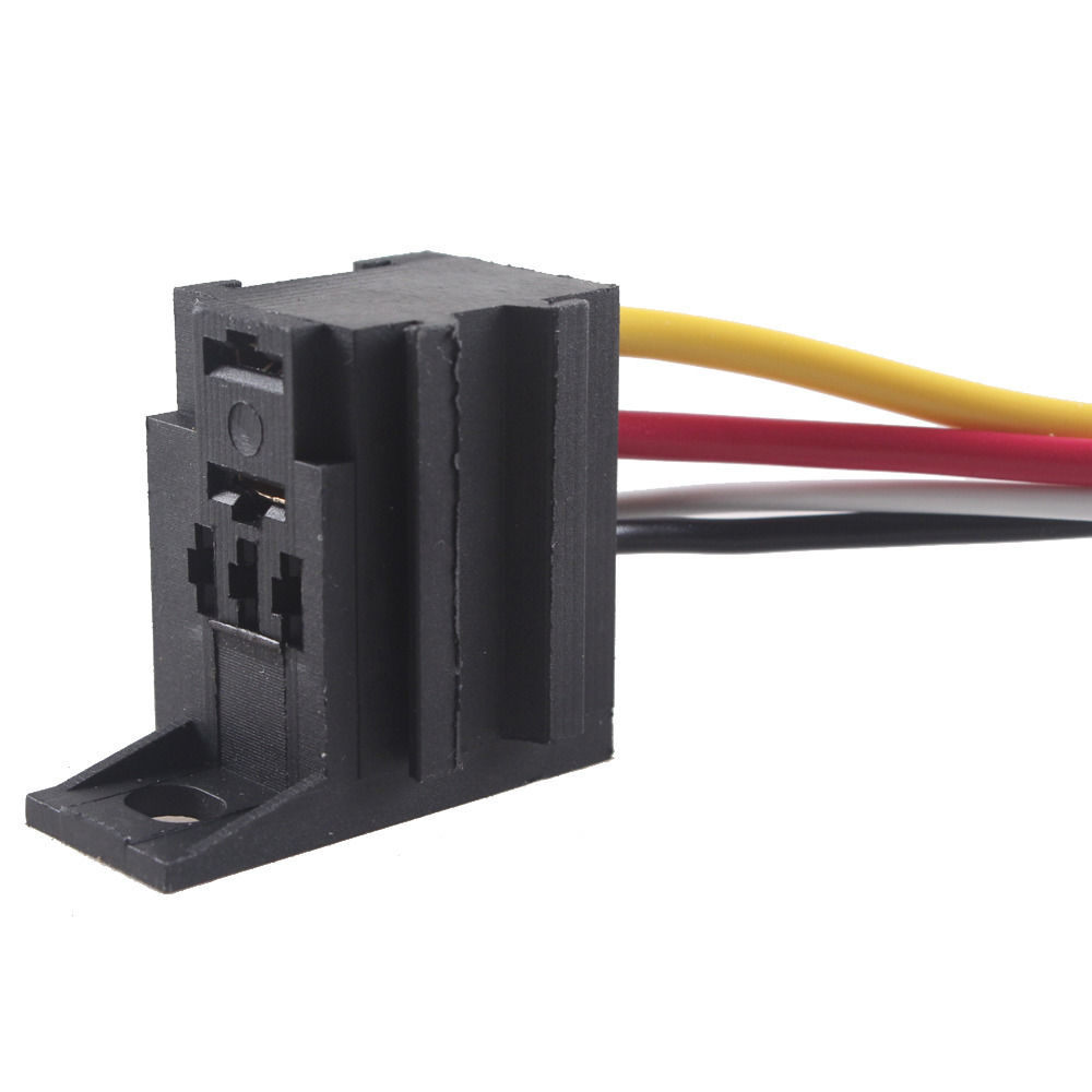 EE Support DIY Car Motor 12V 12 Volt 30A   Duty Relay Harness Socket 4Pin 4 on 12v automotive accessories