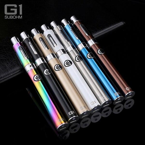 LSS G1 kit 650mah mini sub ohm kit korea design 0 5ohm 30W subohm tank ecigarette