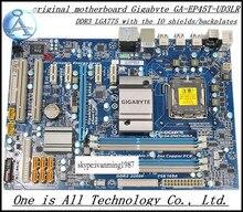 original motherboard for Gigabyte GA-EP45T-UD3LR P45 boards EP45T-UD3LR LGA 775 DDR3 ATX Desktop motherborad Free shipping
