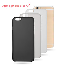1PC 0.3mm Ultra Thin Slim Matte Hard Case โทรศัพท์มือถือ(China)