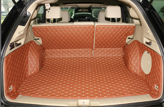 Special Car Trunk Mats For Acura Rdx 2017 Waterproof Boot Carpets Cargo Liner 2016 Free Shipping