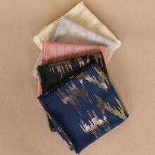 Женские блестящие круглые шарфы, гладильный Блестящий шарф, мягкий хлопковый мусульманский шарф, шали, хиджаб, шарф, 13 цветов, 190*90 см, 10 шт./лот