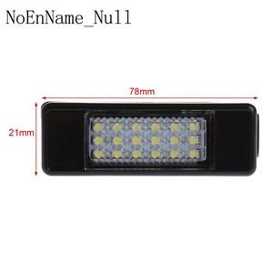 Image 5 - 2pcs 18 LED לוחית רישוי אור מנורת עבור פיג ו 207 307 308 סיטרואן ברלינגו 2004 2009 C3 C4 c5 C6 5D
