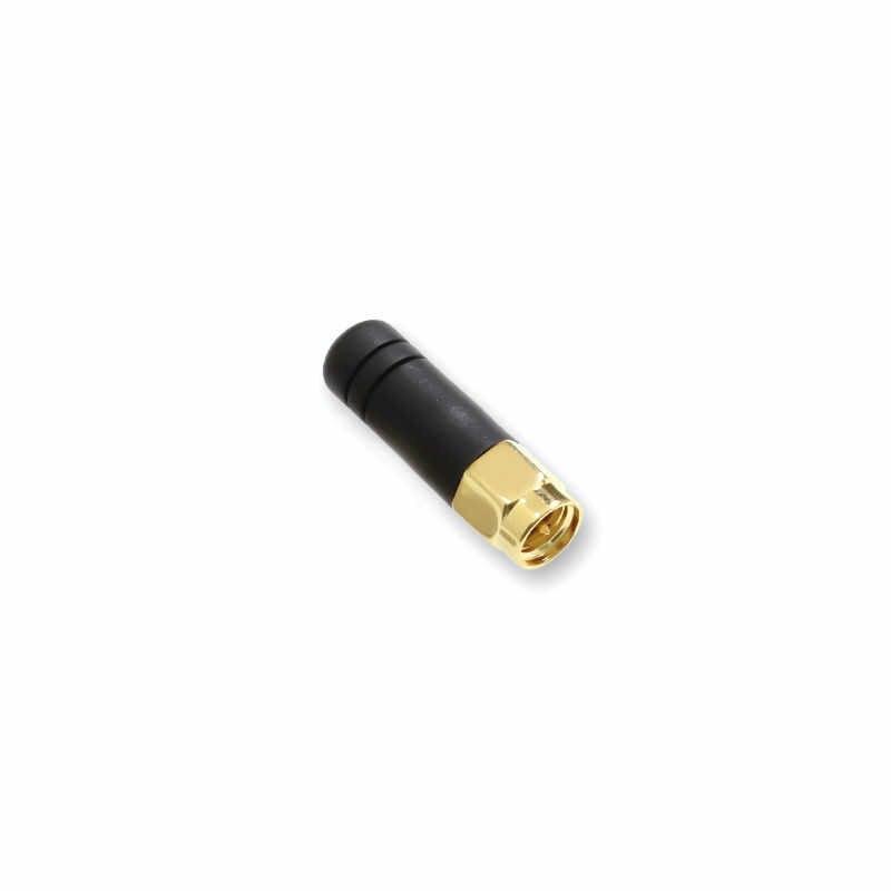 2 cái TX2400-JZ-3 2.0dBi 2.4 GHz RF nhỏ nhỏ cao su ăng ten Đa Hướng wireless adaptor