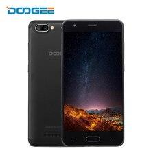 Doogee X20 3 г смартфон 5.0 дюймов 2 задних Камера 5MP Celular Android 7.0 4 ядра 2 ГБ Оперативная память 16 ГБ встроенная память 2580 мАч dual sim мобильный телефон