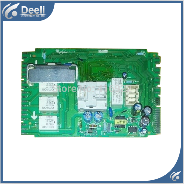 Free shipping 100% tested for washing machine WFS1277CS WFC1257CS computer board motherboard 4619 714 03847 on sale