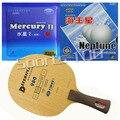 Pro Combo ракетки Galaxy YINHE 980 с Galaxy YINHE Меркурий II и Нептун Лонг Shakehand FL