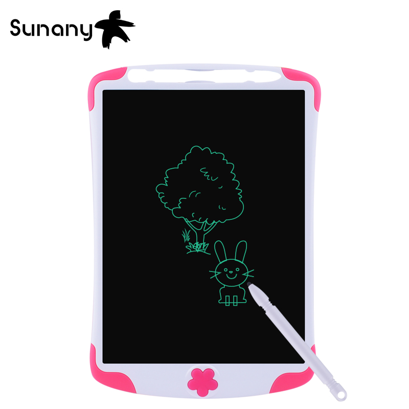 Sunany 8.5 Inch lcd ultra-thin digital drawing <font><b>tablet</b></font> cartoon Drawing Electronic Handwriting Pad reusable eco-friendly <font><b>notebook</b></font> image