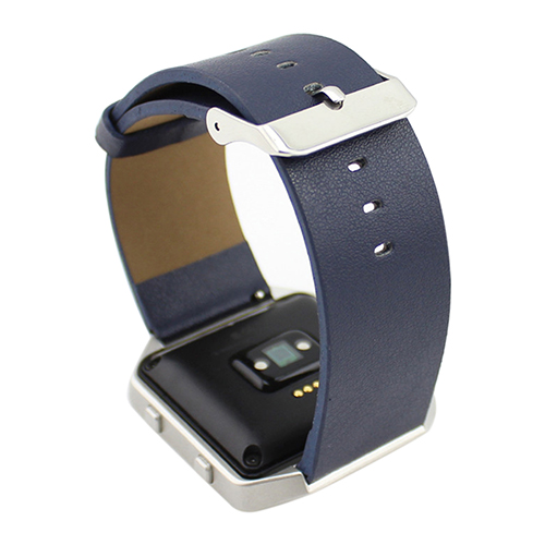 2016 New Arrival Luxury Genuine Leather Watch Band Wrist Strap for Fitbit Blaze