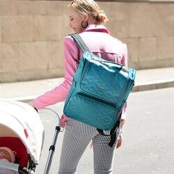 Waterproof Mommy Maternity Bag Mother Backpack Large Capacity Baby Diaper Bag Nappy Backpack Bolsa Maternidade Baby Nursing Bag