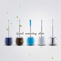 Creative Japan Cleaning Toilet Brush Holder SUS304 Material