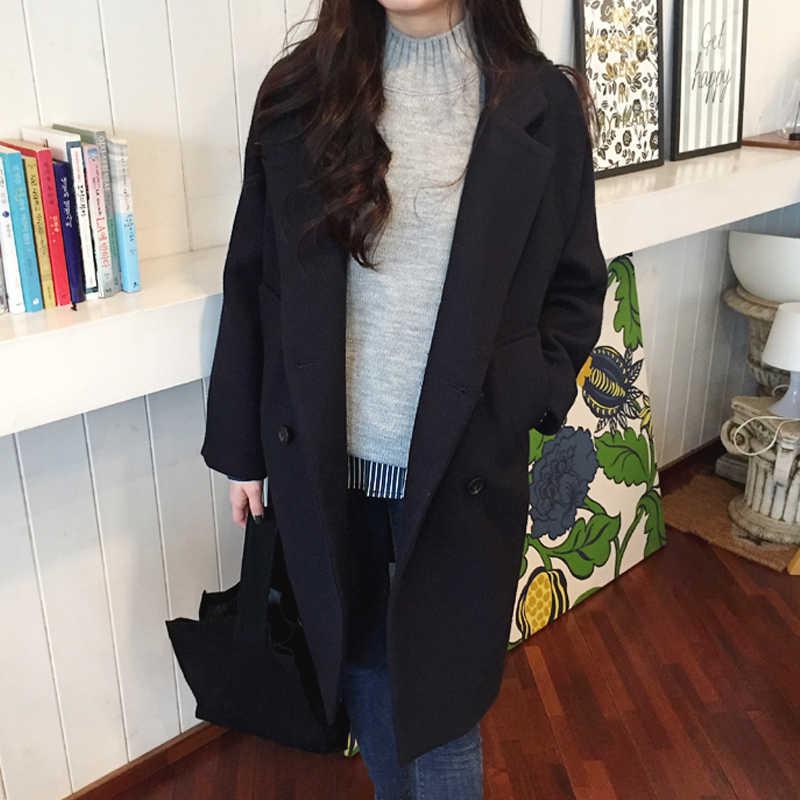 Дешевая оптовая продажа 2018 новая зимняя горячая Распродажа Женская модная Повседневная Женская рабочая одежда красивые пальто и куртки A250