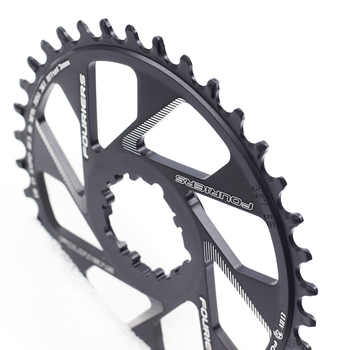 Fouriers MTB Bike Single Chainring 3mm Offset Direct Mount For GXP XX1 12 Speed Narrow wide Teeth Chainwheel