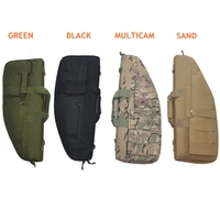 70cm Airsoft Tactical Gun Bag Hunting Shoulder Carbine Carrying Bags  Shooting Paintball Gun Case