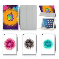 Customize Print Idea UV Print Flip Protective Shell Skin For Apple IPad Air 2 Case Cover