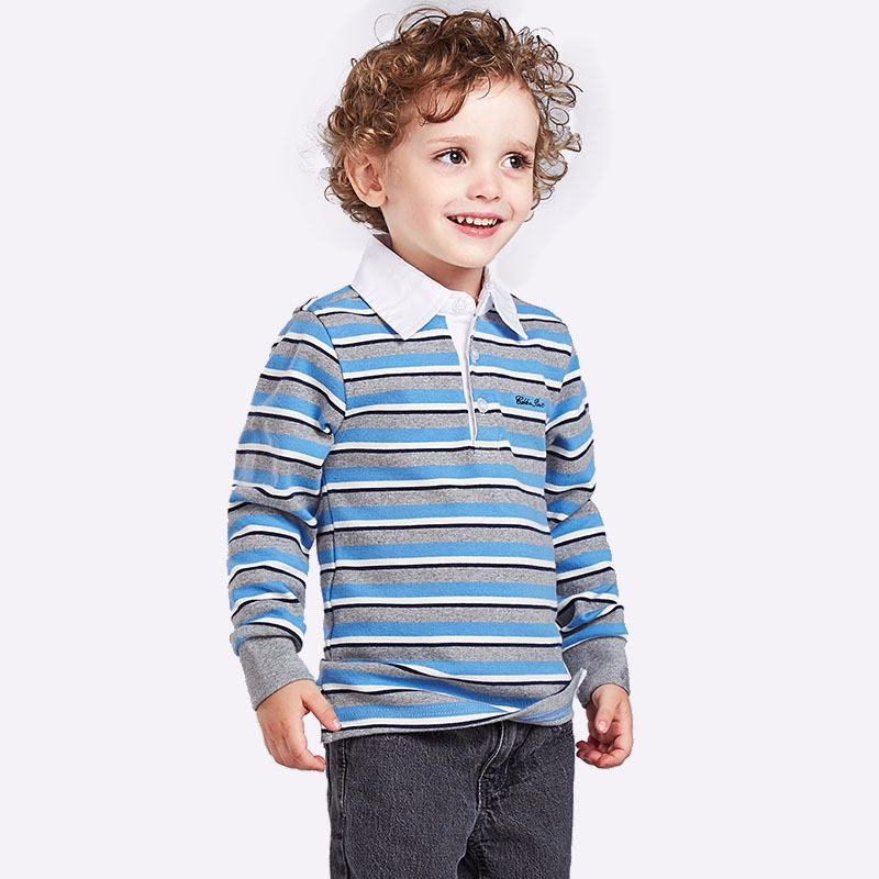 New-2016-spring-autumn-baby-Boys-Kids-Cotton-Stripe-Long-Sleeve-Polo-Shirt-Tops-Blouse-big -