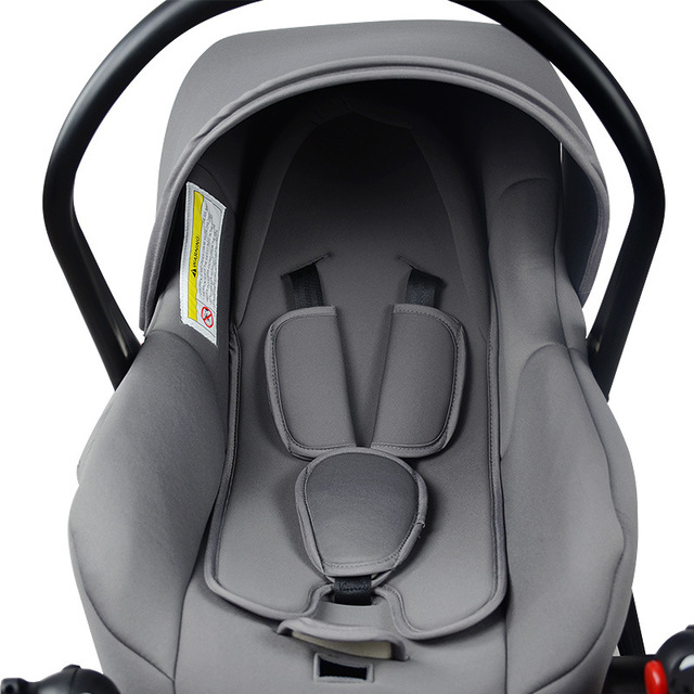 Baby Yoya Stroller car seat Sleeping Basket Baby Carriage Car Safety Seats for 0-15 Month Infant Pram Automobile Seat YY13 free ship brand new safe neonatal basket style car seat infants handle basket seat newborn babies car safety seats free shipping