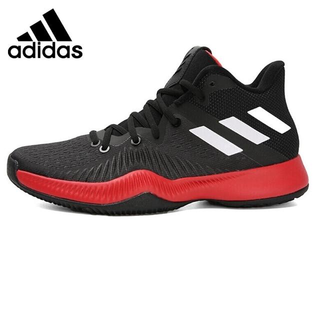 bd086da52708 Orijinal Yeni Varış 2018 Adidas Mad Bounce erkek Basketbol Ayakkabı Sneakers