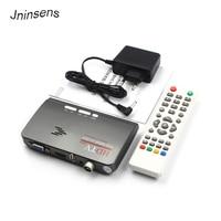 High Quality 1080P HDTV DVB T/ DVB T2 TV Set top Box Digital Terrestrial HDTV Tuner Receiver HDMI/VGA/AV for LCD/CRT PC Monitor