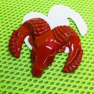 Image 3 - 3D Car Head Grill Tailgate 3D Stickers Metal Emblem Refitting Metal Chrome Badge Emblem Sticker Ram head for Dodge Ram Caliber