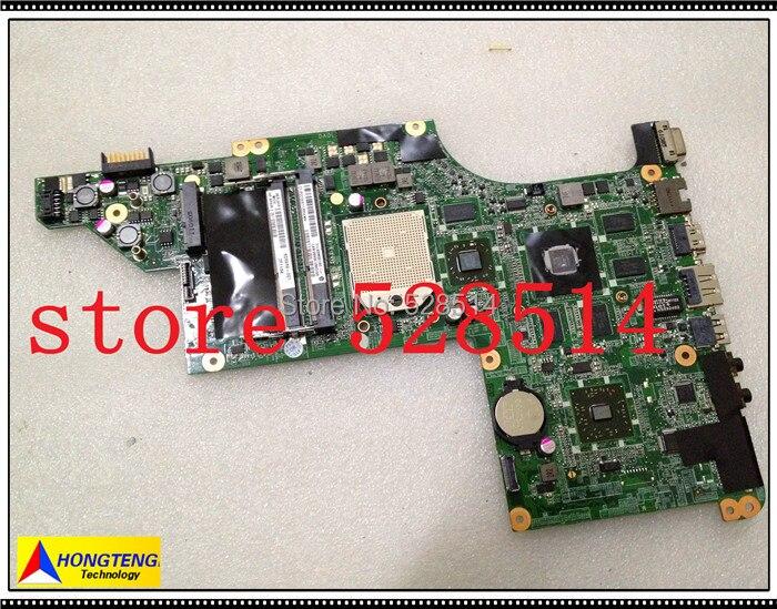 Original 603939-001 board for HP pavilion DV6 DV6-3000 laptop motherboard with chipset HD5650 P/N: DA0LX8MB6E1 100% Test ok