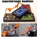 Aluminum alloy handle bar  motorcycle  modified handlebar  Motorcycle   modified pedal  separated handle magic  handlebar