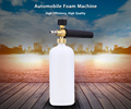 Automobile Car Bubble Gun Car Washer Best Cleaning Portable High Pressure Car Washer Cylindrical Machine Vehicle Washing Tool