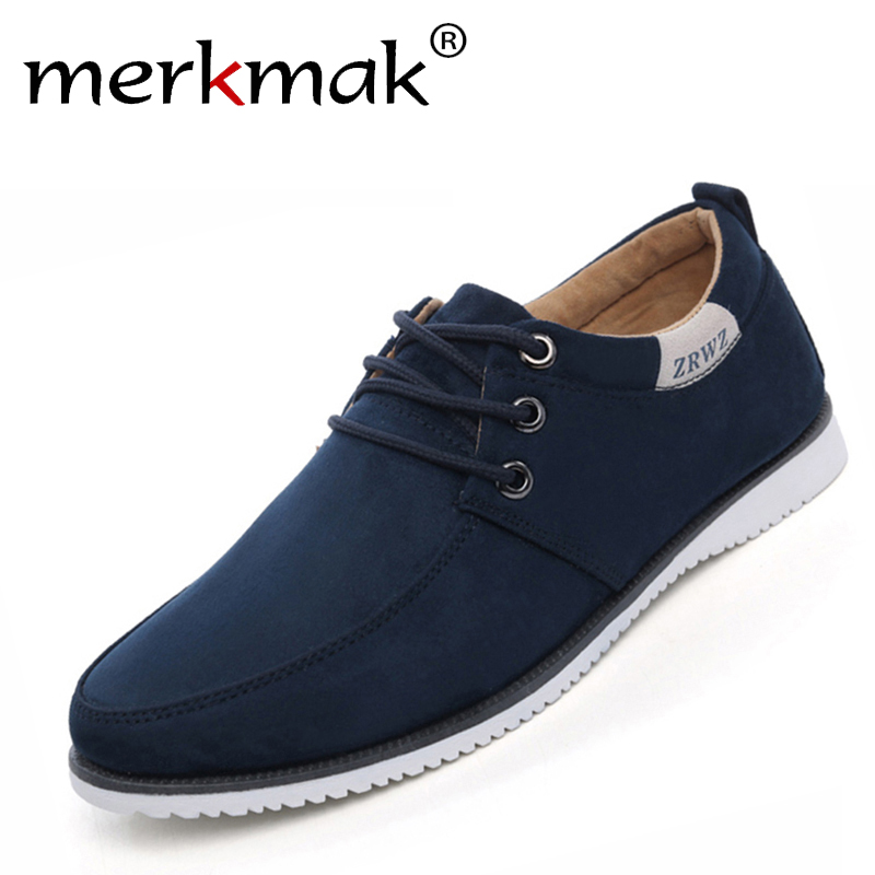 New 2017 Autumn Spring Men Shoes Casual Leisure Male