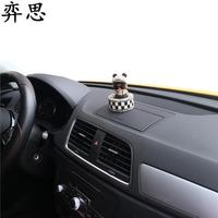 Lovely Lovers Dolls Car Perfume Ornaments Exquisite Car Air Freshener The QIQI Model With Sunglasses Is