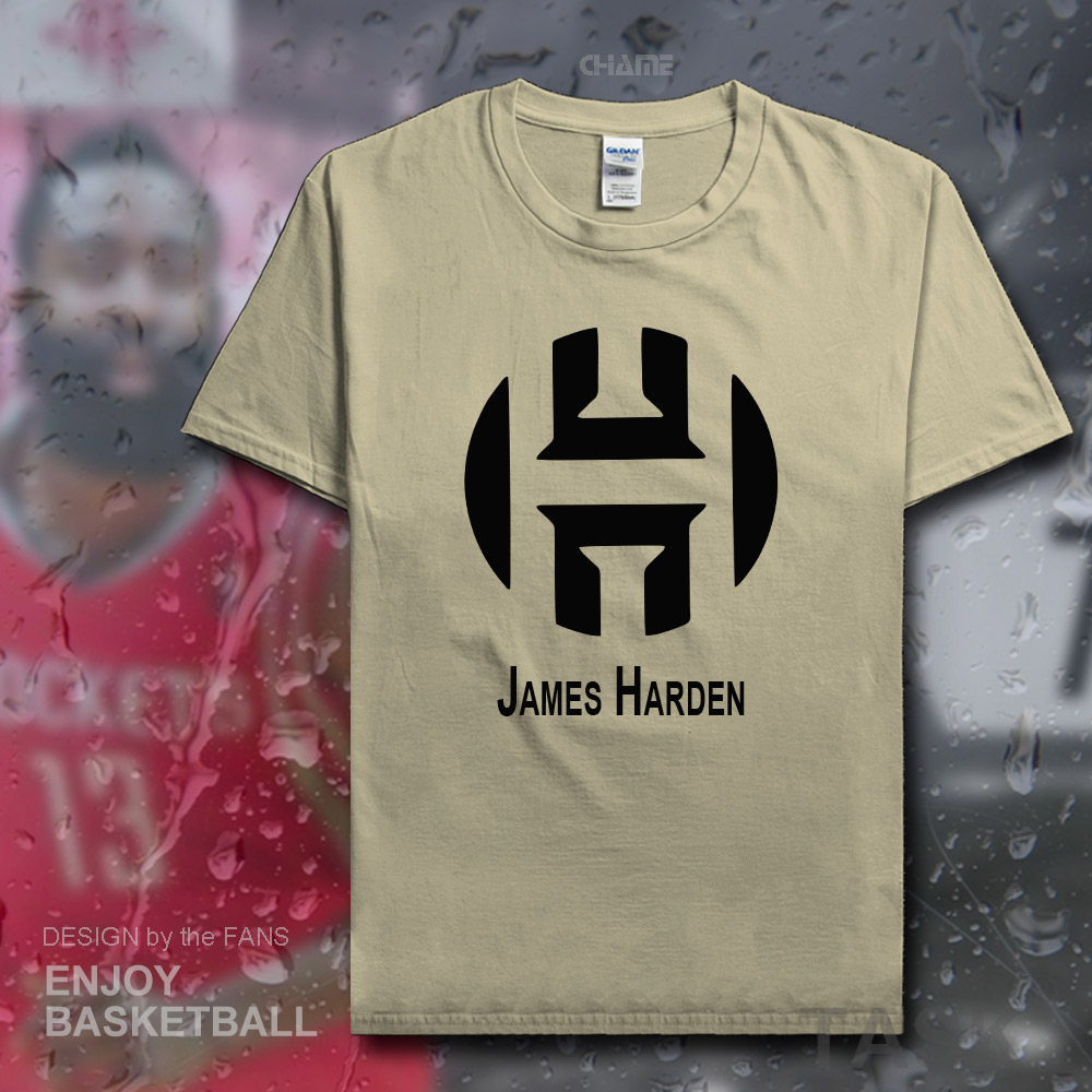 James Harden t shirt men USA basketballer No. 13 Houston jerseys cotton t-shirt Rockets clothes streetwear casual tracksuit 02